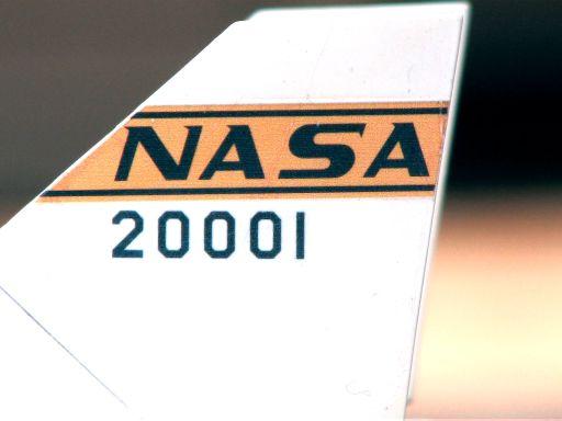 closeup NASA